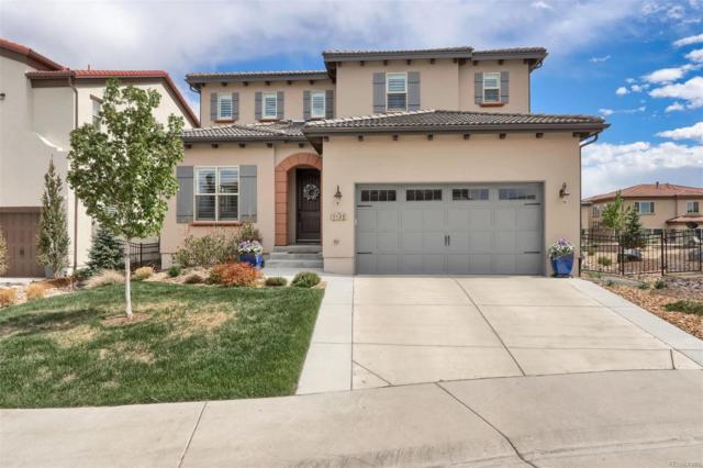 9724 Cantabria Point, Lone Tree, CO 80124 (#7542564) :: The Peak Properties Group