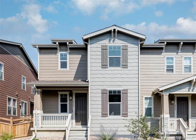 4333 S Nepal Court, Centennial, CO 80015 (#7542796) :: You 1st Realty