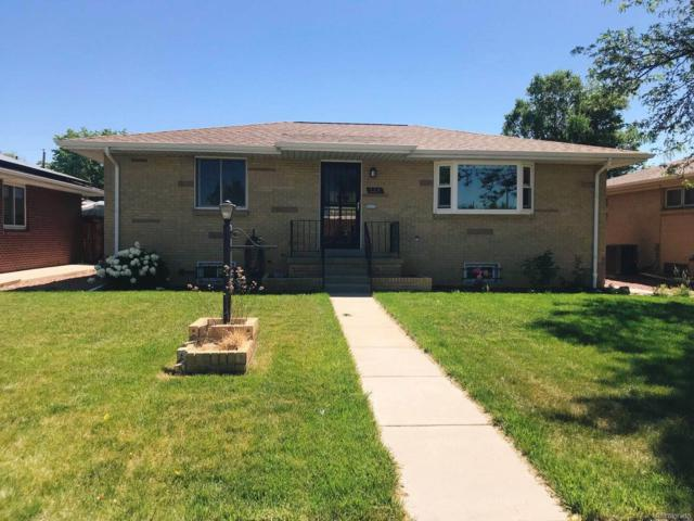 2220 Newland Street, Edgewater, CO 80214 (MLS #7542835) :: 8z Real Estate