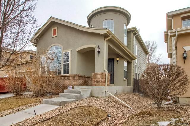 10288 E 113th Avenue, Commerce City, CO 80640 (#7542889) :: The Dixon Group