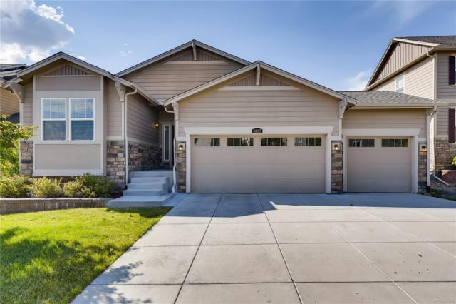 16105 Savory Circle, Parker, CO 80134 (#7542913) :: HomePopper