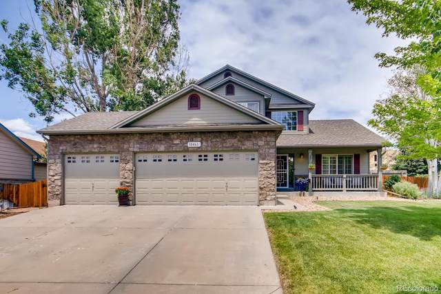 10463 W 54th Place, Arvada, CO 80002 (#7542916) :: The DeGrood Team
