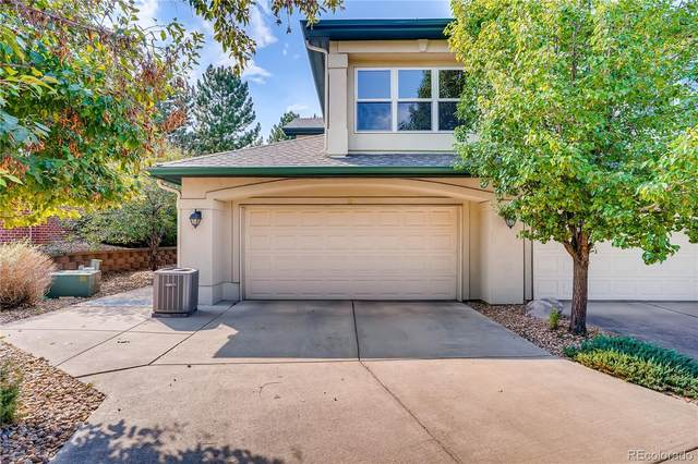 6697 S Forest Way B, Centennial, CO 80121 (MLS #7543128) :: Find Colorado