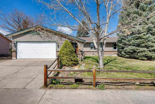 10689 W Saratoga Place, Littleton, CO 80127 (MLS #7543489) :: 8z Real Estate