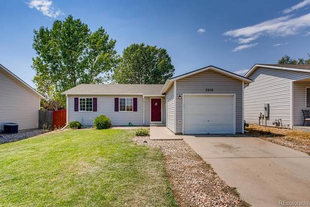 3919 Partridge Avenue, Evans, CO 80620 (#7543496) :: The DeGrood Team