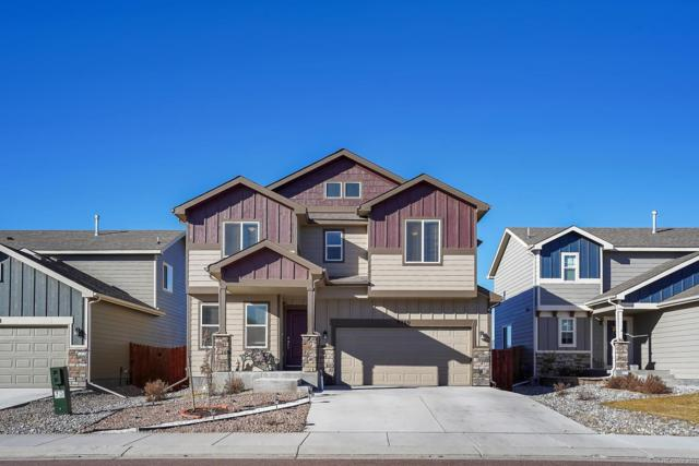 9790 Silver Stirrup Drive, Colorado Springs, CO 80925 (#7543594) :: The Tamborra Team