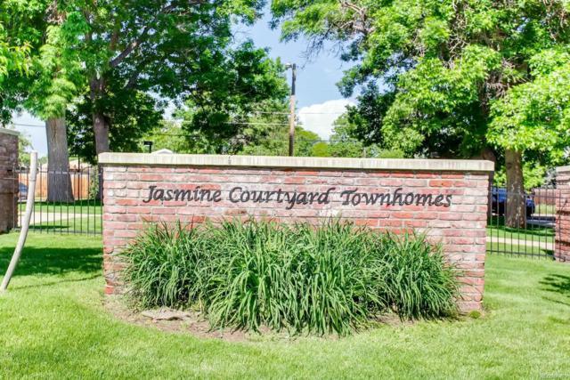 2823 Jasmine Street, Denver, CO 80207 (#7544122) :: House Hunters Colorado