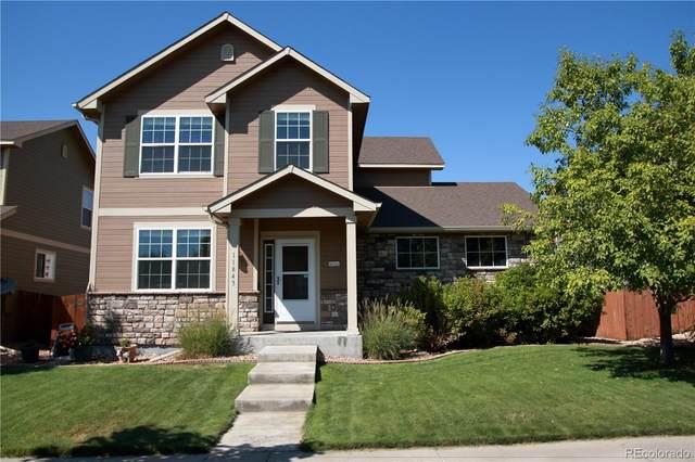 11843 E 111th Avenue, Commerce City, CO 80640 (#7544139) :: Peak Properties Group