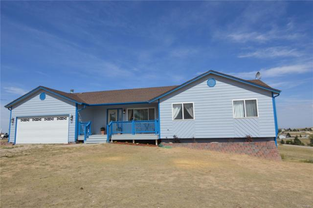 42702 Sager Lane, Parker, CO 80138 (#7544876) :: HomeSmart Realty Group