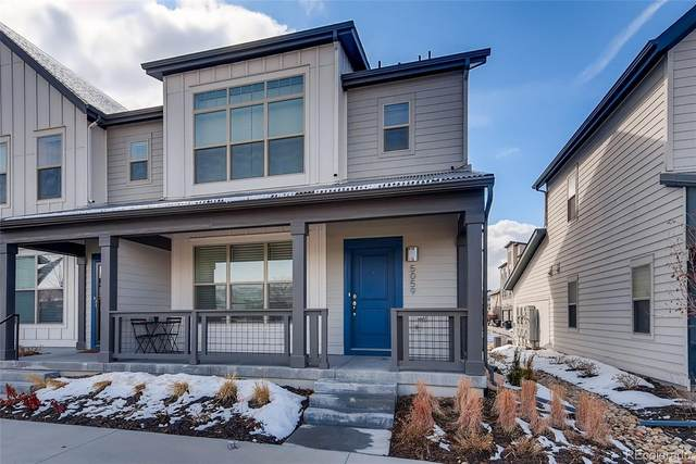 5059 Central Park Boulevard, Denver, CO 80238 (MLS #7544988) :: Wheelhouse Realty