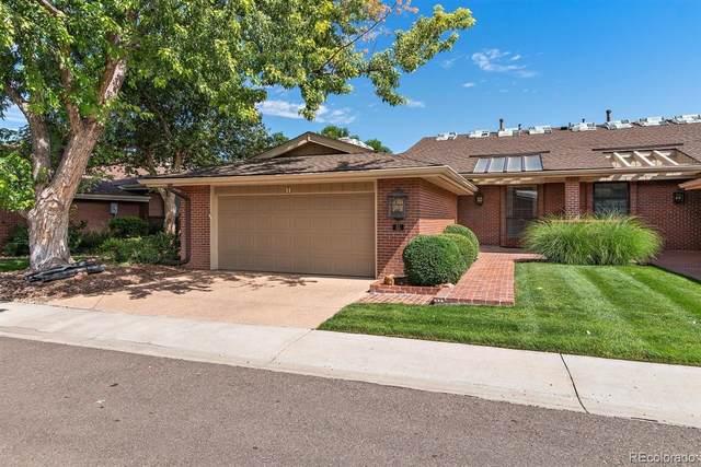 2800 S University Boulevard #51, Denver, CO 80210 (#7545258) :: Kimberly Austin Properties