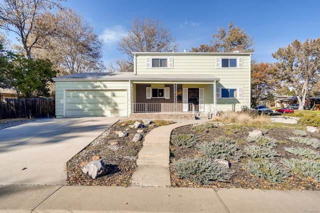 5814 Swadley Court, Arvada, CO 80004 (MLS #7545351) :: 8z Real Estate