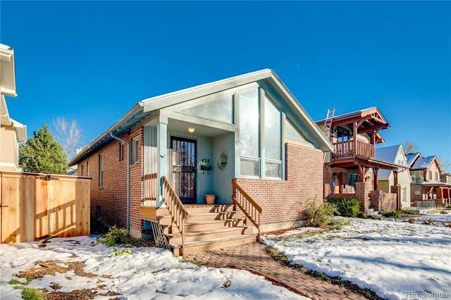 438 S Franklin Street, Denver, CO 80209 (#7545470) :: Wisdom Real Estate