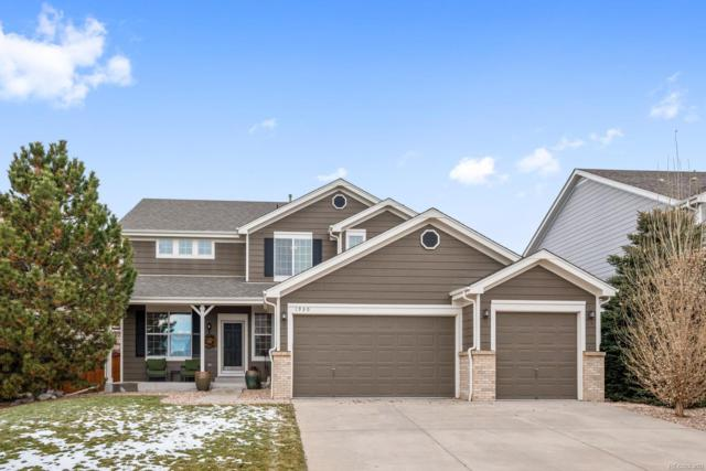 1930 Baguette Drive, Castle Rock, CO 80108 (#7545625) :: Bring Home Denver