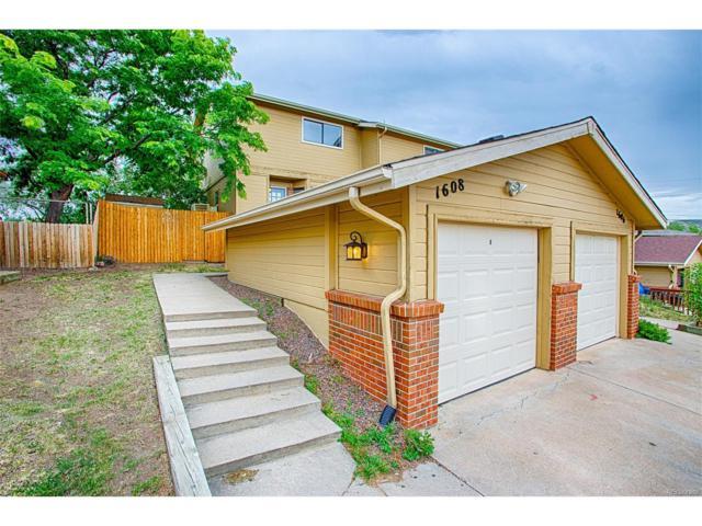 1608 Secrest Street, Golden, CO 80401 (MLS #7545641) :: 8z Real Estate