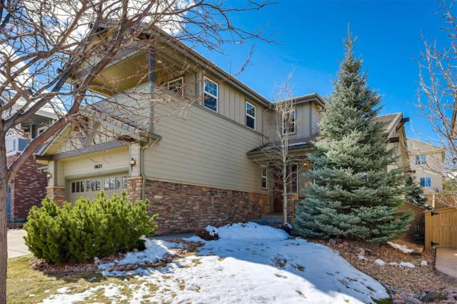 10625 Briarglen Circle, Highlands Ranch, CO 80130 (#7545695) :: The Peak Properties Group