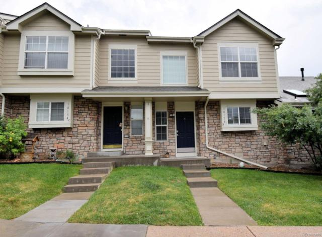 18154 E Alabama Place B, Aurora, CO 80017 (#7545892) :: Bring Home Denver with Keller Williams Downtown Realty LLC