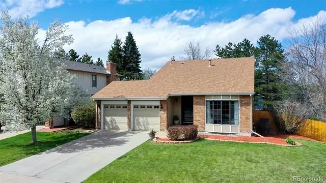 7667 E Mineral Drive, Centennial, CO 80112 (MLS #7546353) :: The Sam Biller Home Team