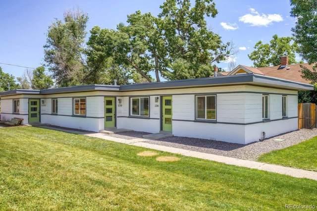 3318 N Cook Street, Denver, CO 80205 (#7546441) :: Bring Home Denver with Keller Williams Downtown Realty LLC