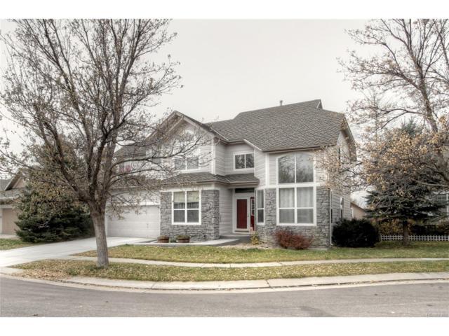12653 S Silver Creek Court, Parker, CO 80134 (#7546588) :: The Peak Properties Group