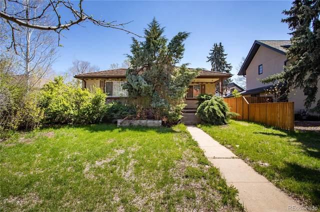 1660 Magnolia Street, Denver, CO 80220 (#7546608) :: Mile High Luxury Real Estate