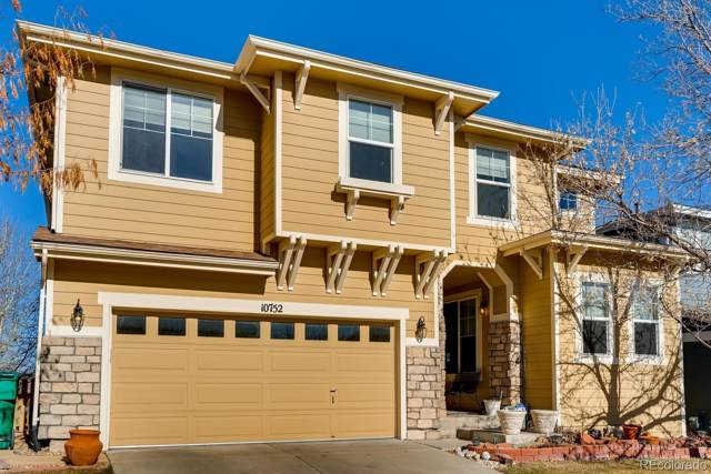 10752 Southhaven Circle, Highlands Ranch, CO 80126 (MLS #7546617) :: 8z Real Estate