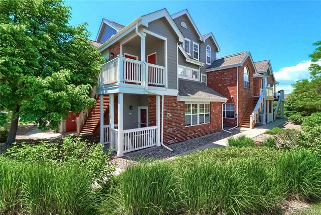 16306 E Fremont Avenue #10, Aurora, CO 80016 (#7547016) :: Bring Home Denver with Keller Williams Downtown Realty LLC