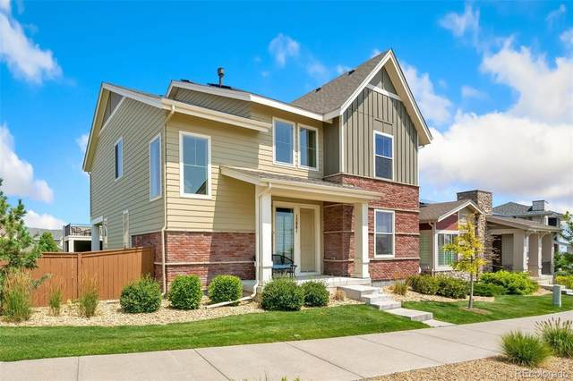 15881 W 93rd Place, Arvada, CO 80007 (#7547108) :: Berkshire Hathaway HomeServices Innovative Real Estate