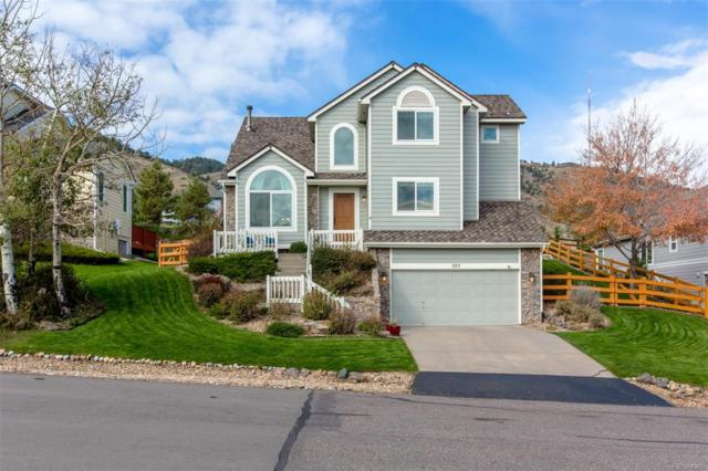 525 Crawford Street, Golden, CO 80401 (#7547199) :: Briggs American Properties