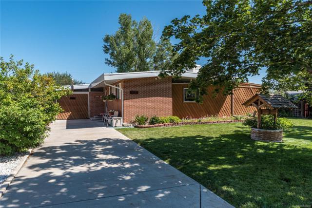 13689 E Dakota Place, Aurora, CO 80012 (MLS #7547390) :: 8z Real Estate