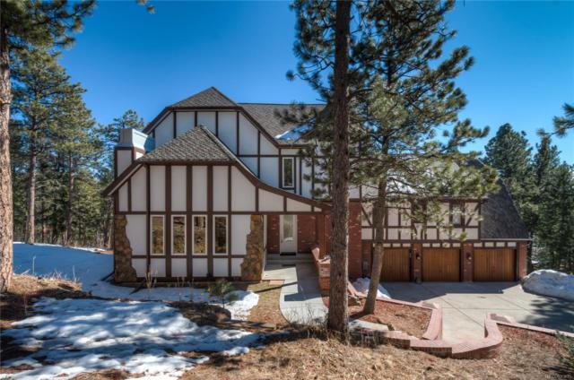 20153 Cottontail Road, Morrison, CO 80465 (MLS #7547612) :: 8z Real Estate