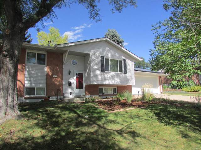 8403 E Mansfield Avenue, Denver, CO 80237 (#7547683) :: The Heyl Group at Keller Williams