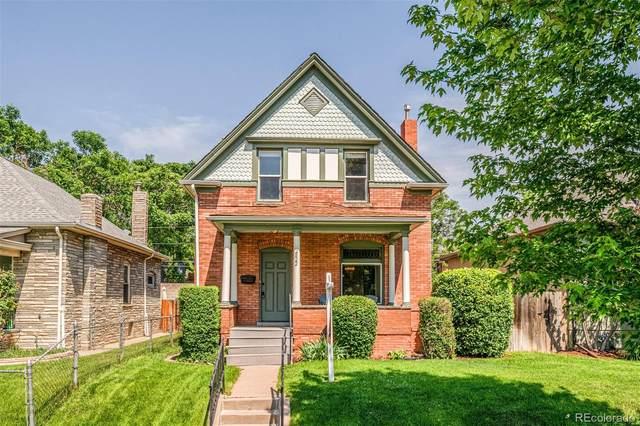 2822 N Race Street, Denver, CO 80205 (#7548468) :: West + Main Homes