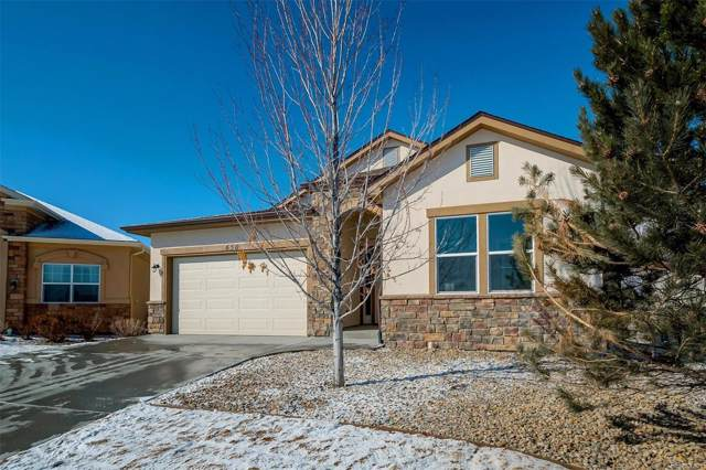 650 Easton Court, Castle Rock, CO 80104 (#7548994) :: The HomeSmiths Team - Keller Williams