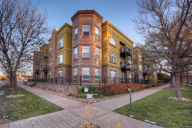 1776 Race Street #108, Denver, CO 80206 (#7549113) :: The Healey Group