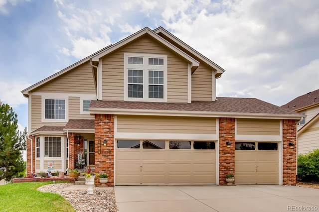 1641 Bent Grass Circle, Castle Rock, CO 80109 (#7549133) :: Compass Colorado Realty