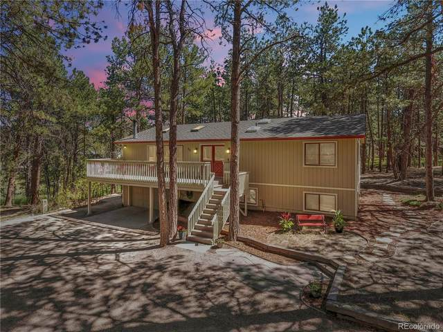 80 Saddlehorn Trail, Monument, CO 80132 (#7550406) :: The DeGrood Team