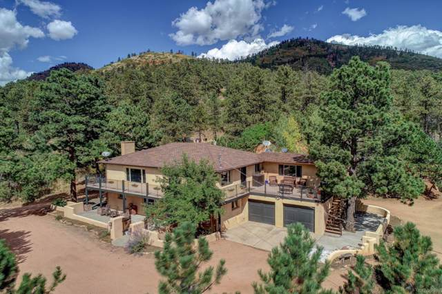 8870 W Us Highway 24, Cascade, CO 80809 (#7550486) :: Berkshire Hathaway HomeServices Innovative Real Estate