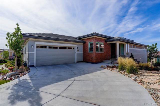 785 Backcountry Lane, Highlands Ranch, CO 80126 (#7551115) :: My Home Team