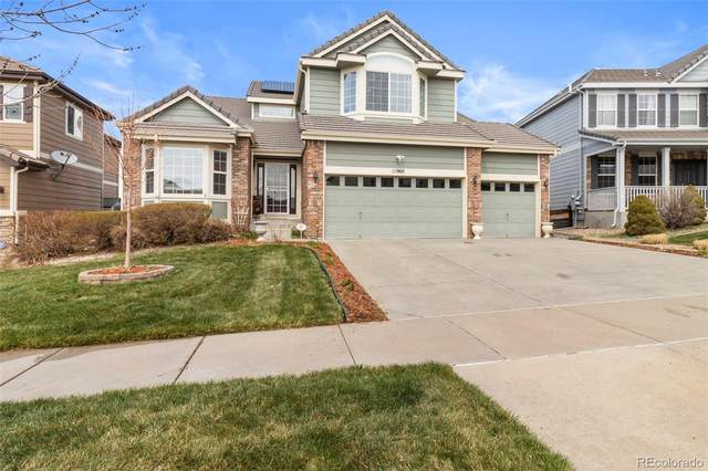 11960 Singing Winds Street, Parker, CO 80138 (#7551431) :: The Scott Futa Home Team