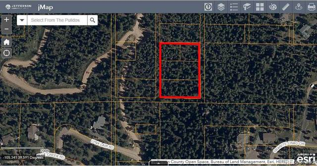 Tbd, Lots 26 & 28, Evergreen, CO 80439 (#7552555) :: The Gilbert Group