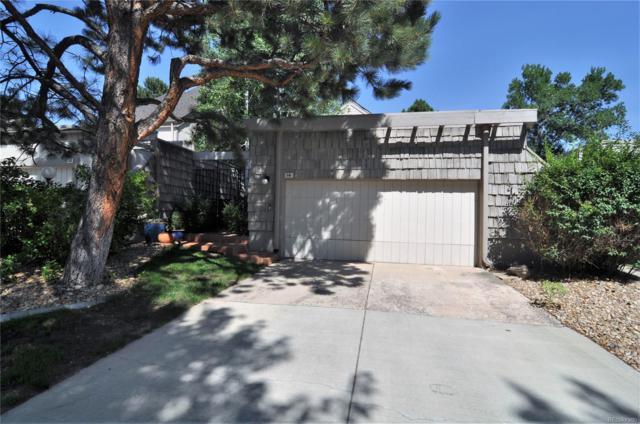 2770 S Elmira Street #14, Denver, CO 80231 (#7552683) :: Wisdom Real Estate