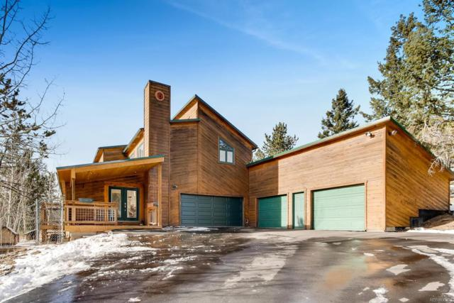 11444 Pauls Drive, Conifer, CO 80433 (#7552928) :: The Heyl Group at Keller Williams