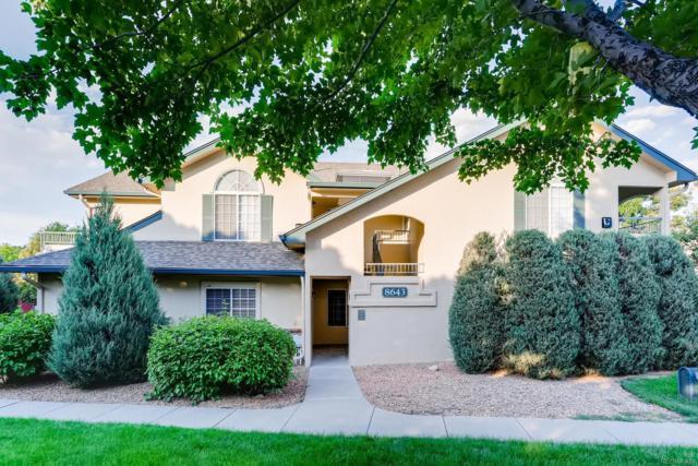 8643 E Dry Creek Road #1211, Centennial, CO 80112 (MLS #7552998) :: Keller Williams Realty