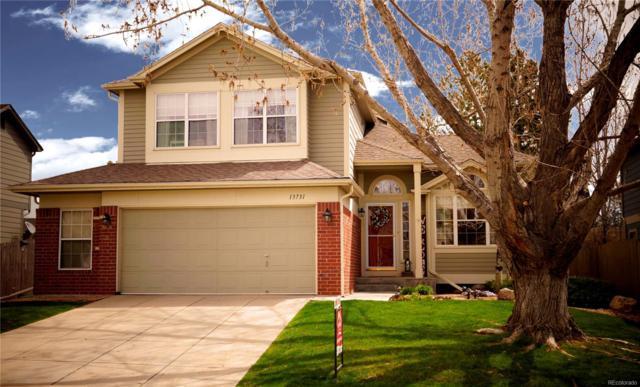 13731 W Amherst Way, Lakewood, CO 80228 (#7553023) :: The Peak Properties Group