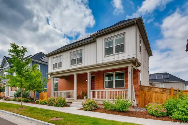 5447 W 97th Court, Westminster, CO 80020 (#7553328) :: Hudson Stonegate Team