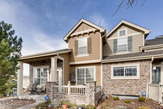 700 Crooked Y Point, Castle Rock, CO 80108 (#7553797) :: The HomeSmiths Team - Keller Williams