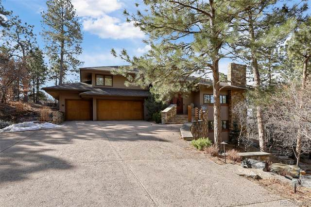 306 Castle Pines Drive S, Castle Rock, CO 80108 (#7554044) :: Bring Home Denver with Keller Williams Downtown Realty LLC