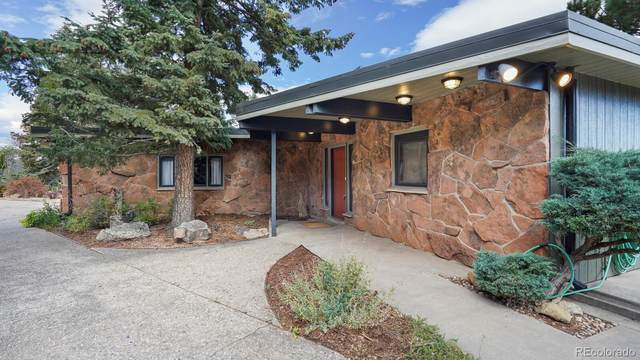 21528 Mountsfield Drive, Golden, CO 80401 (#7554219) :: The Dixon Group