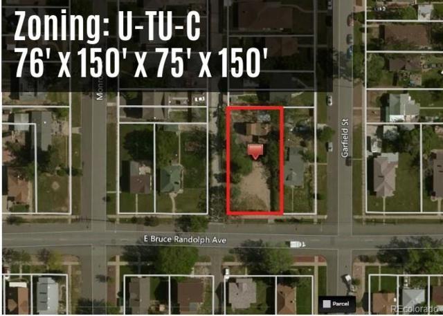 3631 Bruce Randolph Avenue, Denver, CO 80205 (#7554274) :: Compass Colorado Realty